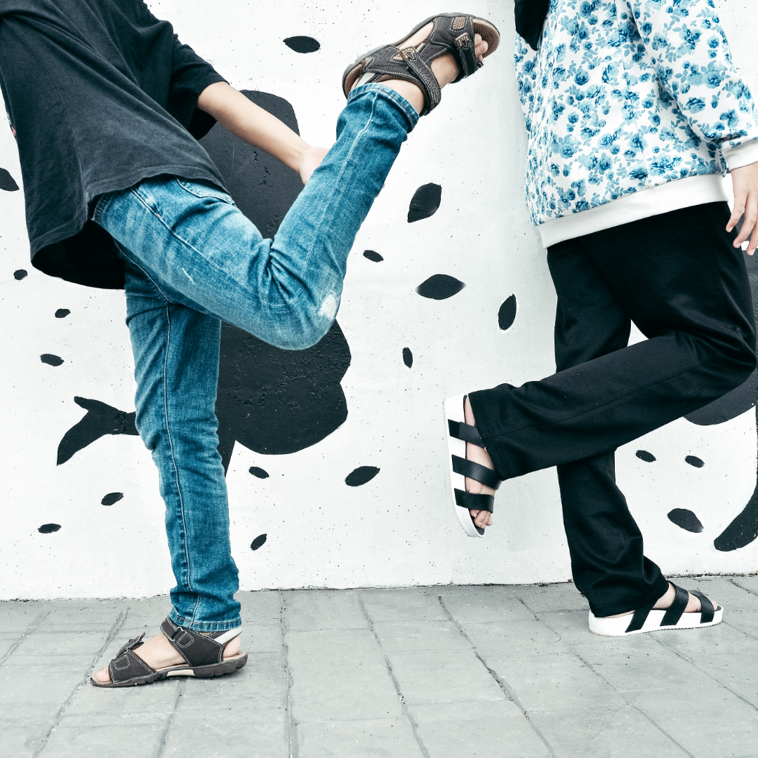 Mind-fill Contemporary Dance