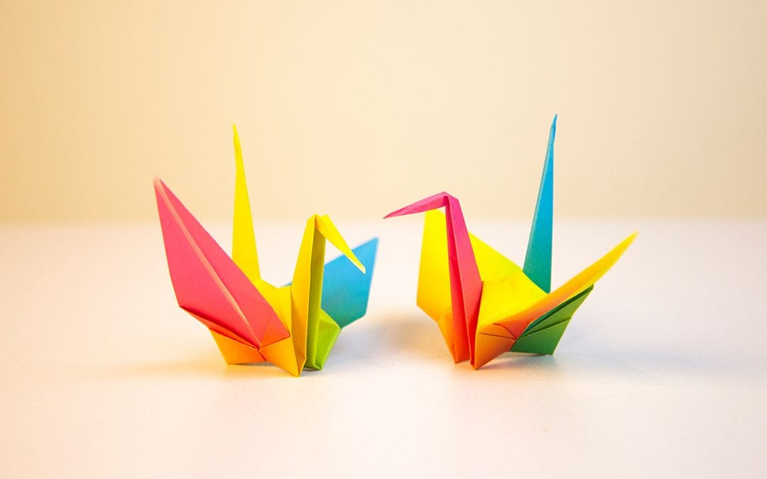 Why Mindfit and Why A Paper Crane?